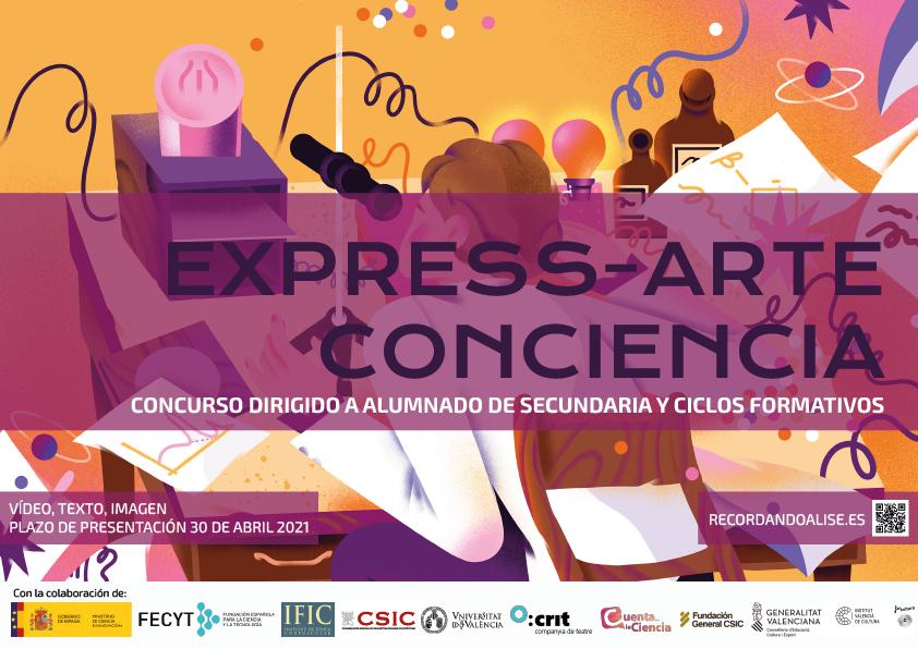 """El IFIC organitza el concurs """"Express-Art Consciència"""" per a donar a conéixer a les pioneres de la Física Nuclear i de Partícules"""